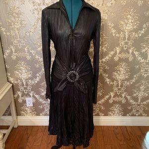 Joseph Ribkoff Top and Skirt Suit